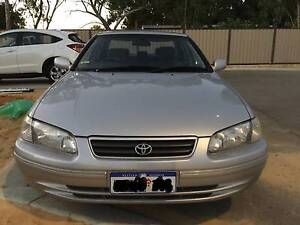 LPG 2001 Toyota Camry Sedan Cannington Canning Area Preview