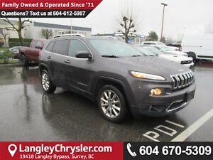 2014 Jeep Cherokee Limited *BLUETOOTH* * BACKUP CAMERA*