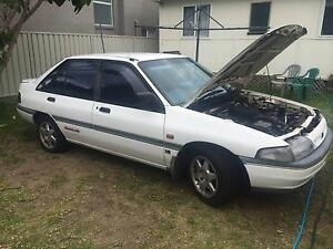 1993 Ford Laser Hatchback Redhead Lake Macquarie Area Preview