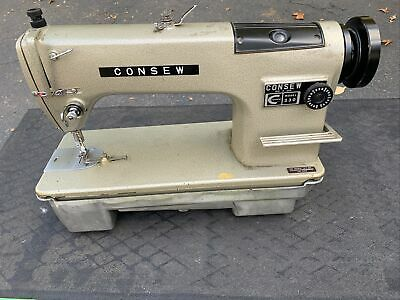 Consew Heavy Duty Industrial Sewing Machine Model 230 Head