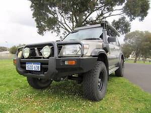 1999 Nissan Patrol Wagon with a 6500 Optimizer Chev Diesel Brunswick Harvey Area Preview