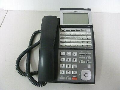 Nec Ip3na-24txh Business Office Speaker Display Phone Dvlxdz-y