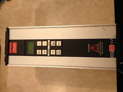 Danfoss Variable Speed Drive Vlt Type 2020 195h3301 Used