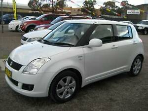 2009 Suzuki Swift S Mitchell Gungahlin Area Preview