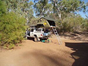 Lockable open canopy for pre 2005 hilux Deviot West Tamar Preview
