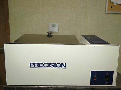Precision Heated Circulating Laboratory Water Bath 19l 120 Volts - Great Shape