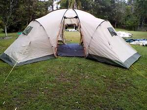Great Bear GBPL-8640 8 Man Dome tent Beenleigh Logan Area Preview