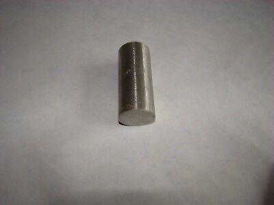 1 Diameter Stainless Steel Round Rod - 2 14 Length - Lathe Bar Stock