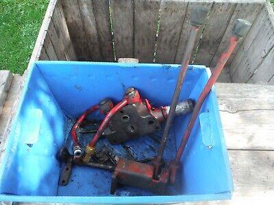 Ih Farmall 706 806 1206 756 856 1256 1456 Tractor Dual Hydraulic Kit 1
