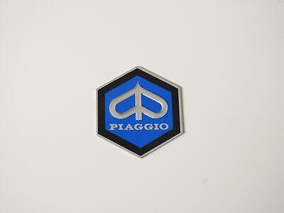 Emblem PIAGGIO 6-Eck Kaskade Vespa PX80-200