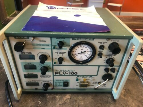 Respironics Lifecare PLV-100
