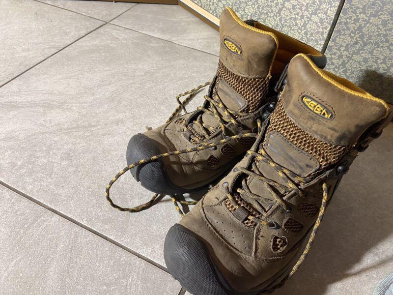 Keen Key-Tech Utility Hiking Boot ASTM F2892-11 Men