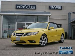 2008 Saab 9-3 Power Top/Heated Leather/Automatic