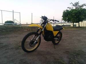 1987 DR250S Beenleigh Logan Area Preview