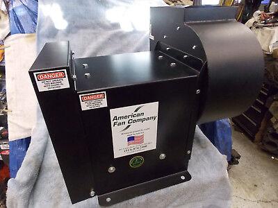 New American Fan Company 13 Hp Blower Utility Exhaust Fume Hood Smb-10 Fedex Sh