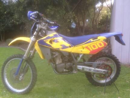 Husqvarna TE 250 Motorbike