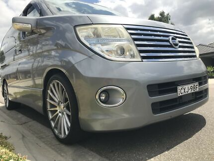 Wanted: Nissan Elgrand 2006