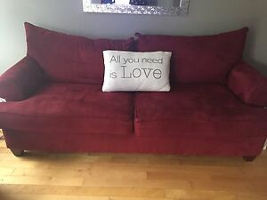 Red Couch for Sale