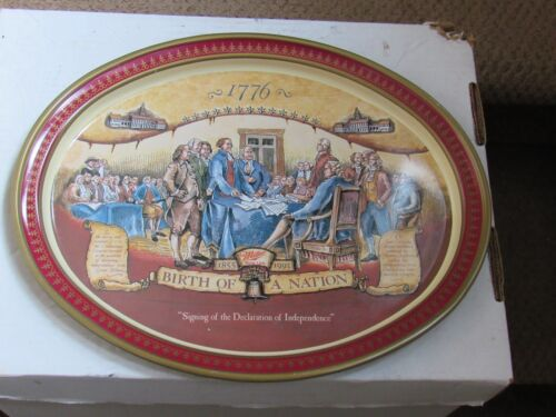 MILLER HIGH LIFE Beer Bar Tap Handle Wood Birth of a Nation Tray LOT 1776 opener