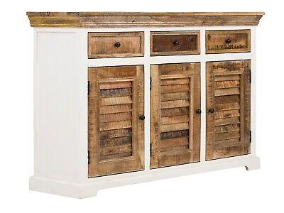 Sideboard Schrank massiv Holz Mango Kommode Möbel Wohnen massivum Tanzania