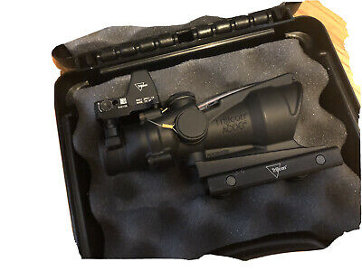 Trijicon ACOG-RMR Rifle Scope