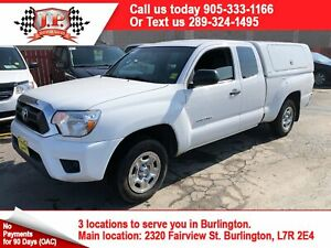 2013 Toyota Tacoma Extended Cab, Back Up Camera, 138, 000km