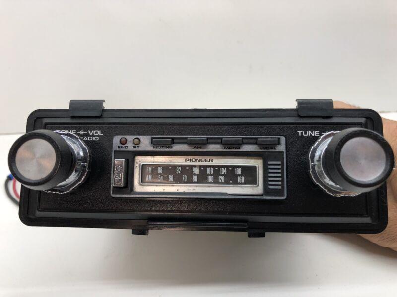 Pioneer KP 1500 Casette Stereo Old School