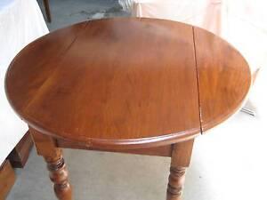 dropside cedar table Port Lincoln Port Lincoln Area Preview