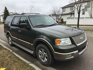 2003 Ford Expedition Eddie Bauer. Need it gone!