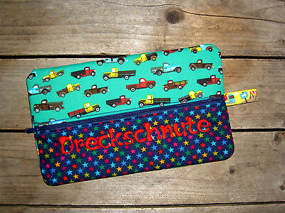 Tasche,Feuchttüchertasche,für 80 Tücher,Baby,Windeltasche,Geschenk,Auto,Handmade