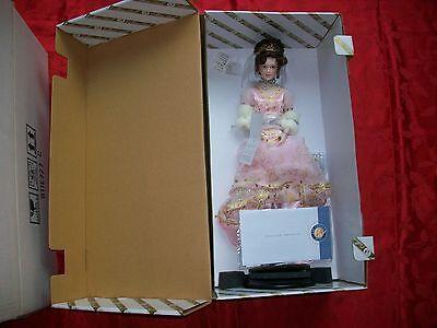 Used, Franklin Mint FABERGE Princess Sofia Debutante Porcelain Doll  for sale  Mahopac