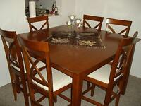 Kitchen Dining Table Set (6)