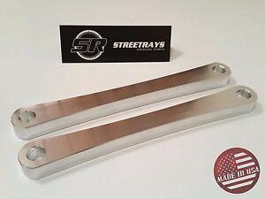 StreetRays Honda Shadow VT 750 Billet Hard Tail Lowering Struts /Solid Strut Kit