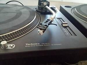 Technics 1210's MK2 Yeronga Brisbane South West Preview