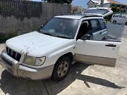 Subaru Forester 2001 AWD FOR SALE REGO TIL JULY 2019 New Farm Brisbane North East Preview