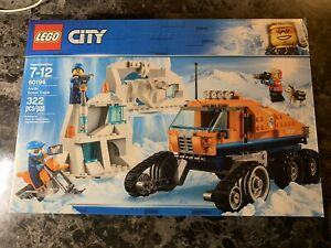 Lego 60194 Scout Truck