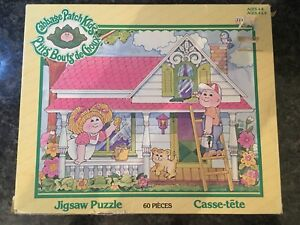 Cabbage Patch Kids Puzzle