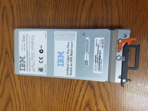 IBM BN-SNFFY 44W4486 Intelligent Copper Pass-thru Module for Blade Center