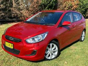 2017 Hyundai Accent SPORT Automatic Hatchback Richmond Hawkesbury Area Preview