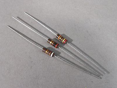 Mixed Lot Of 300 Allen-bradley Resistor 12 Watt 910 220 240 Ohm
