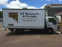 SA REMOVALS AND FREIGHT Adelaide CBD Adelaide City Preview