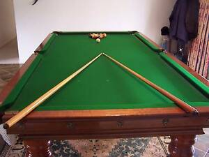 SLATE BILLIARD TABLE - AS NEW Strath Creek Murrindindi Area Preview