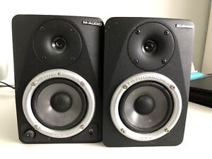 M-AUDIO Studiophile DX4 Studio Monitors Speakers