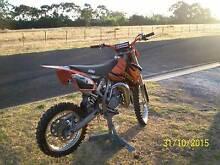 ktm sx85 2 STROKE Nangwarry Wattle Range Area Preview
