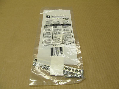 1 Nib Square D Pk12gta Equipment Grounding Bar Kit