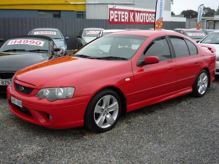 2006 FORD BF XR6 MK11 *RENT TO OWN OR FINANCE FROM $49 P/W