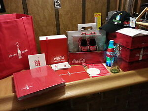 Limited edition Coca Cola 125th Anniversary gift set Peterborough Peterborough Area image 1