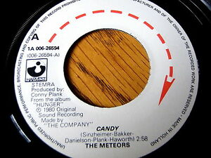 THE-METEORS-CANDY-7-VINYL