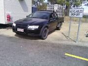 2005 Holden Cross 6 AWD V6 Ute swap for Trailer Glenlyon Southern Downs Preview