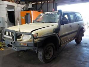 WRECKING 1998 NISSAN PATROL GU RD28 DIESEL North St Marys Penrith Area Preview
